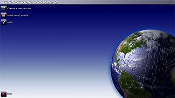 Gaia PC Jigsaw Puzzle